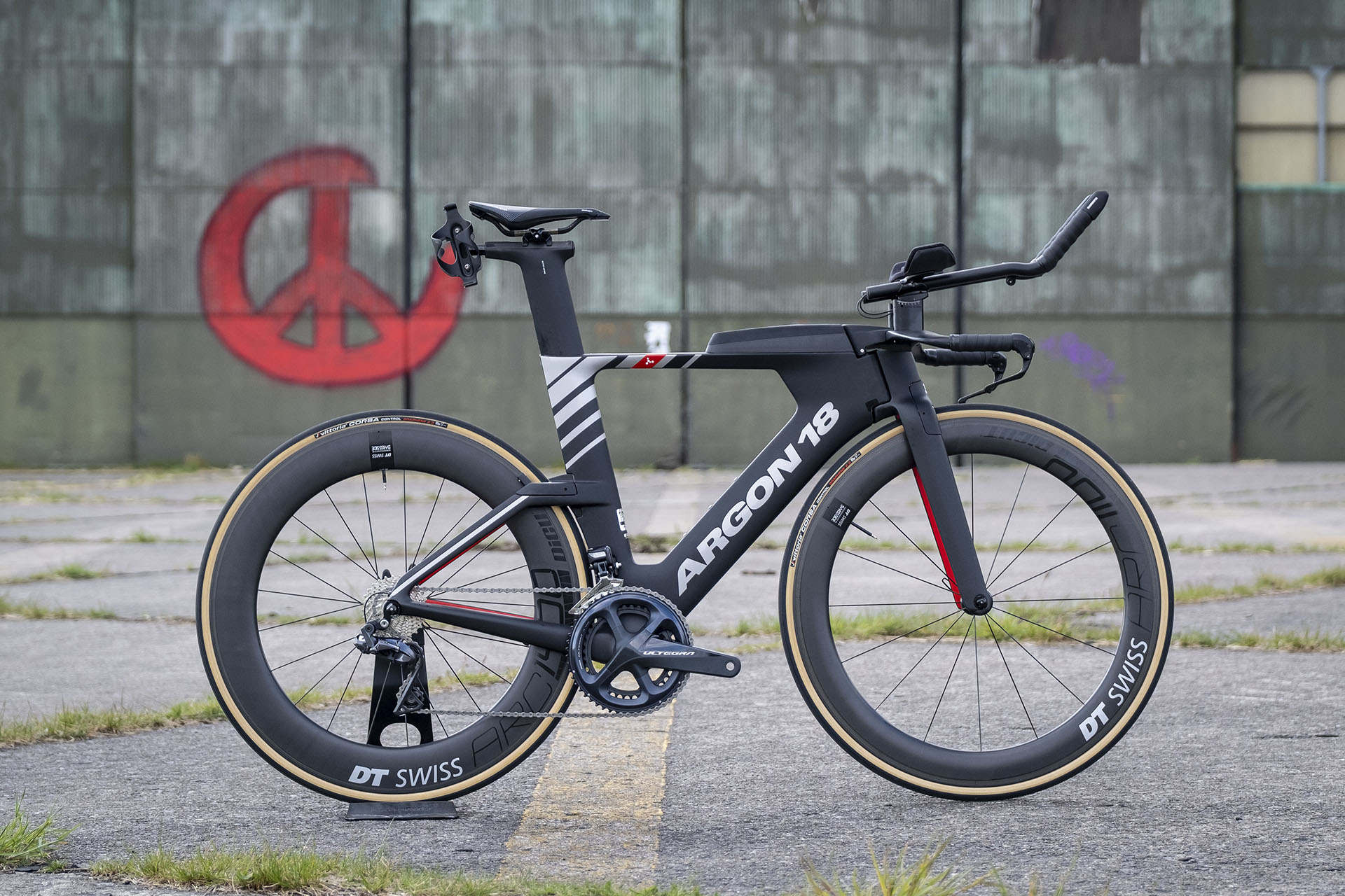 Argon 18 E-119 tri+ race edition