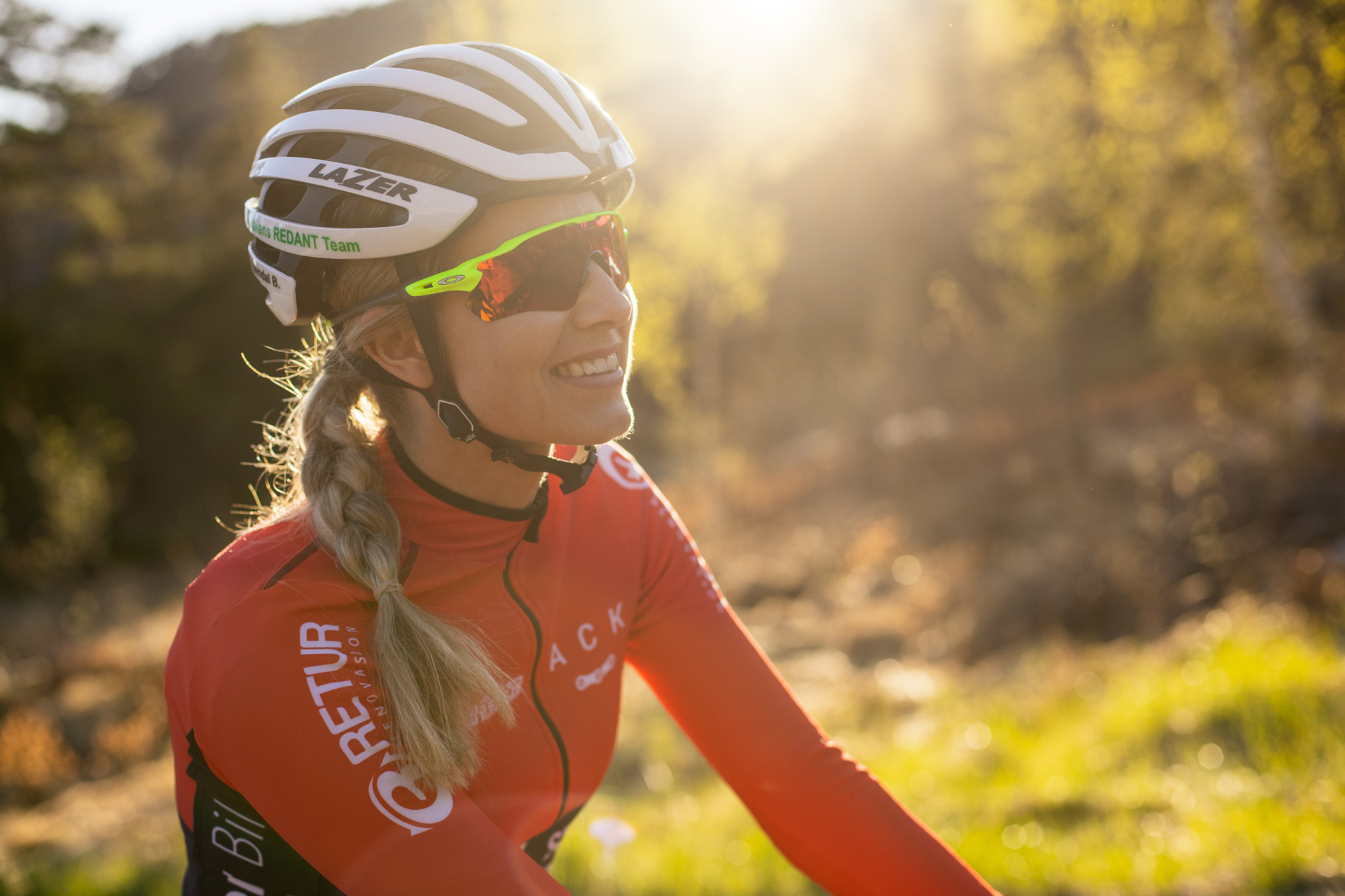 Birgitte Ravndal 5 tips on how to get back after an injury