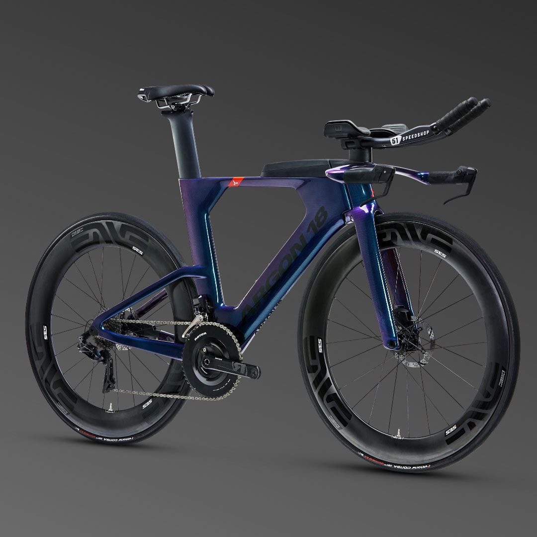 R&D Deep Dive: E-119 Tri+ Disc Frame Integration