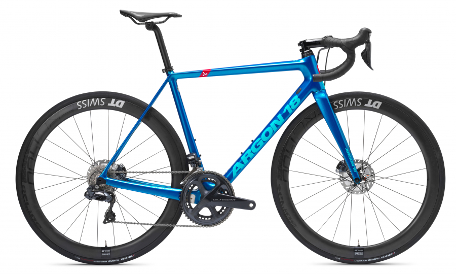 Argon 18 Gallium CS DISC blue dt swiss