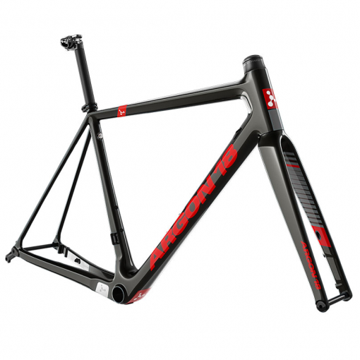 Argon 18 road race geometry