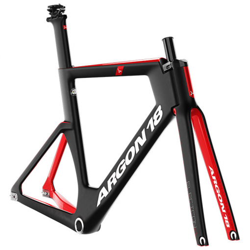 Argon 18 track geometry